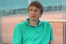SOKOL ODLETĚL. Basketbalista Ladislav Sokolovský vyměnil dres. Ten nymburský odložil a hrát bude nyní v opavském.