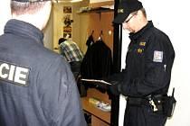 Kontrolní akce policistů