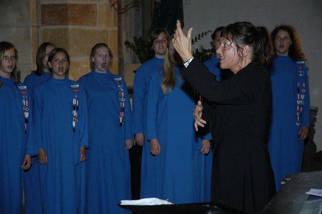 Posledním koncertem vyvrcholily nymburské dny B.M. Černohorského.