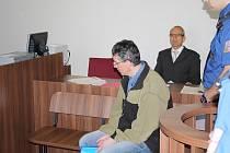 U soudu s Romanem Hradeckým