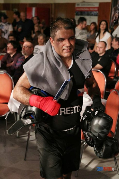 Na poděbradské Kolonádě se uskutečnil další galavečer boxu.