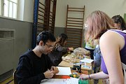 Nymburské Gymnázium Bohumila Hrabala se zapojilo i letos do mezinárodního projektu EDISON.