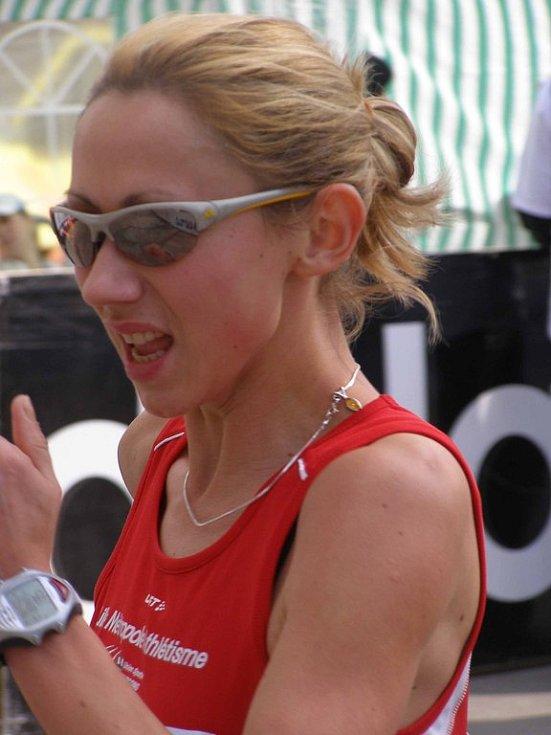 Vítězná Polka Korziniewska dala do závodu všechno