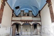 Kaple se dočká úprav interiérů.