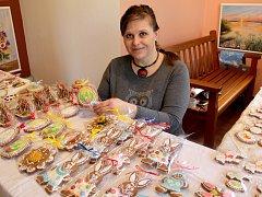 Velikonoční tradice v nejrůznějších formách připomínají od nynějška už každý víkend v Lesním ateliéru Kuba v Kersku. V sobotu si mohli návštěvníci prohlédnou malované velikonoční zajíčky či kraslice v podobě sladkých perníčků.