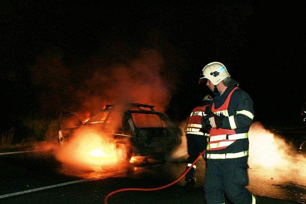 Nehodu bohužel řidič nepřežil.