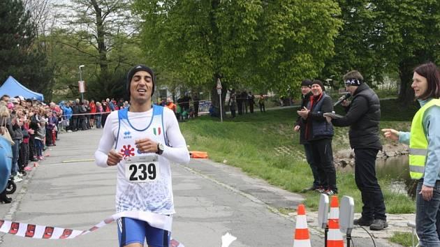 Nymburský půlmaraton a čtvrtka 2016.