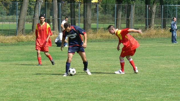 Na Vesláku se konal druhý ročník turnaje Roma cup