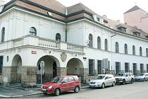 Budova soudu v Nymburce