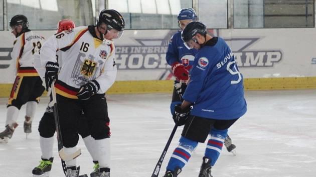 Na nymburském zimním stadionu se uskutečnil třetí ročník turnaje v bandy hokeji.