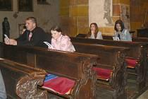 Nymburská Noc kostelů byla pestrá.