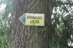 Václav Míka se vydal po stopách Bohumila Hrabala. Foto: Václav Míka