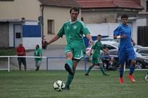 Z pohárového střetnutí Libice nad Cidlinou - Semice (6:2)