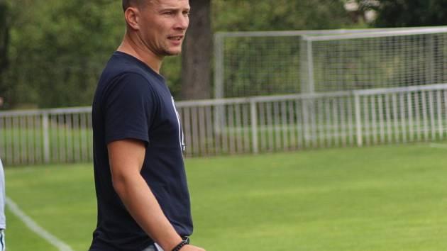 Zdeněk Šmejkal si zahrál první ligu a reprezentoval Českou republiku v kategorii U19 a U21