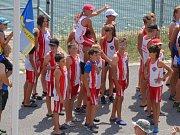 Kanoisté Lokomotivy Nymburk byli na Mistrovství republiky úspěšní
