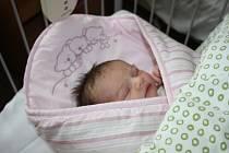 Sandra Bursová se narodila 29. května v 18.50 hodin. Vážila 3750 gramů a měřila 52 centimetrů. Doma v Nymburce ji přivítali maminka Ilona a tatínek Jan.