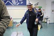 Volby v Nymburce