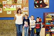 Základní škola Kněžice, třídní učitelka Pavla Karásková