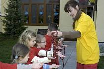 Překonají děti z poděbradské školky Šikulka rekord?
