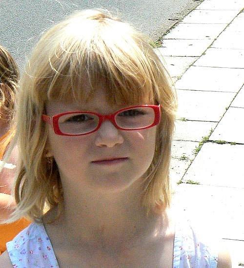 Kristýna, 6 let, Vestec