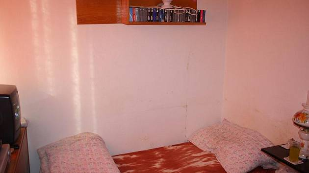 Ubytovna v Hrabalově vile na Zálabí v Nymburce