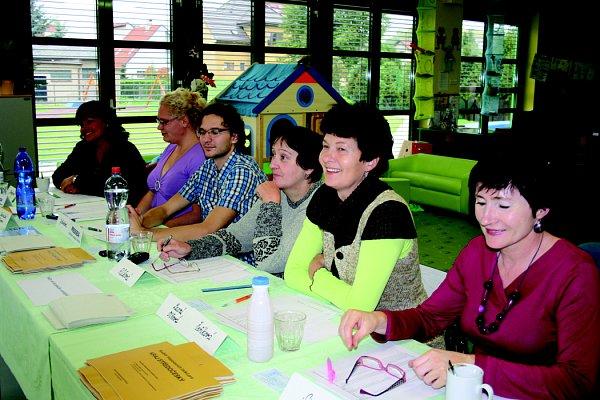 Vpoděbradské části Polabec na Nymbursku usledla volební komise poprvé vnové mateřské školce.