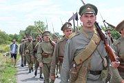 Tisíce lidí viděly bitvu v Milovicích