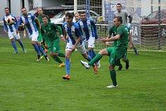 Fotbalisté Polabanu Nymburk hostili v dalším kole divize celek Mostu