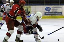 NEDAŘÍ SE. Hokejisté Poděbrad neprožívají zatím příliš vydařenou sezonu. V Krajské lize jsou třetí od konce