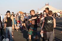 Festival Let It Roll v Milovicích