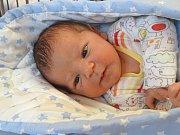 VOJTĚCH PAVLÍK se narodil 26. března 2018 v 18.10 hodin s délkou 50 cm a váhou 3 860 g. Na kluka se předem těšili rodiče Karel a Petra a roční bráška Václav.