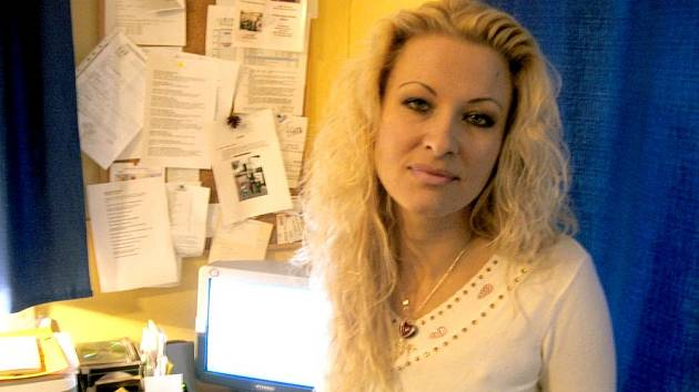 Zdenka Hamerová
