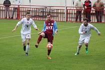 Fotbalisté Poděbrad vyhráli ve druhém jarním zápase na půdě Kutné Hory