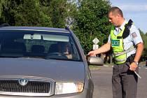 Nejčastějšími přestupky byl špatný technický stav vozidla, nepřipoutání řidiče bezpečnostními pásy nebo nerozsvícená světla cyklistů.