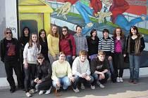 Studenti lyské akademie v Berlíně