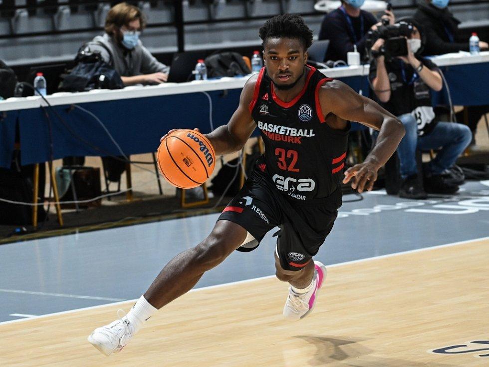 Proti svým. Nymburský basketbalista Retin Obasohan se postaví v dresu belgické reprezentace svým klubovým spoluhráčům