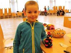 Hravé odpoledne si užily děti v Obecním domě v Nymburce.