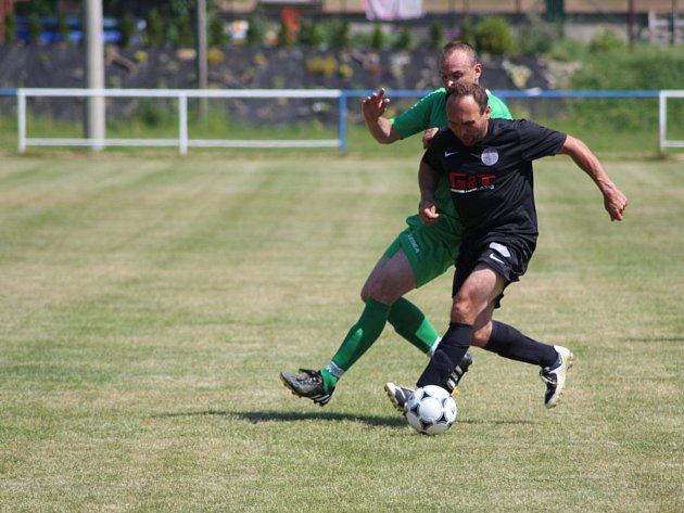 Fotbalisté Libice nad Cidlinou prohráli doma se Seleticemi 0:4