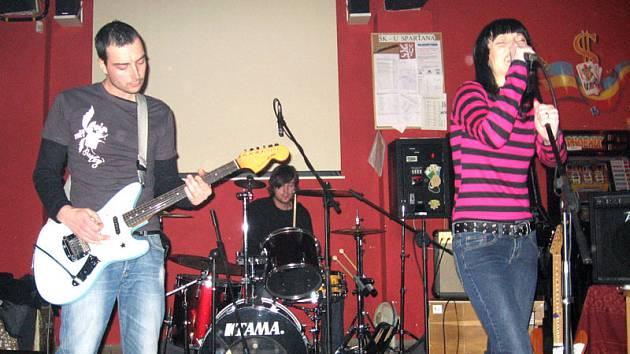 U Sparťana zněl energický rock