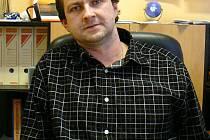 Ředitel nymburské Základní školy Letců R.A.F. Jiří Cabrnoch