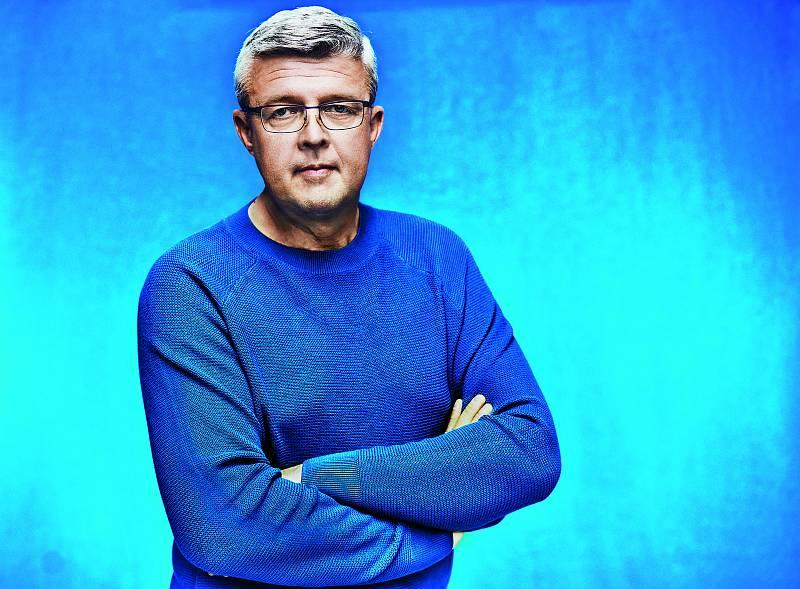 Karel Havlíček, lídr středočeské kandidátky ANO