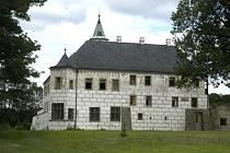 Zámek v Přerově nad Labem