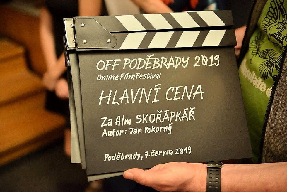 Druhý ročník filmového festivalu OFF Poděbrady zná své vítěze.