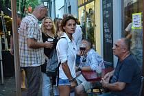 Kavárnu Kafíčko čeká dva dny oslava narozenin.