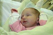 NELA JE PRVNÍ. Nela JAROŠOVÁ se narodila 29. října 2015 v 10.31 hodin.  Její míry byly 2 900 g a 47 cm. Prozradíme, že maminku Antonii a tátu Jana z Městce Králové překvapila. Nebýt holka, byla by Matěj.