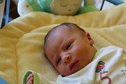 OLÍK Z BUDIMĚŘIC. OLIVER ŠKORNIČKA  se narodil Michaele a Tomášovi 16. května 2017 v 9.59. Jeho míry byly  3 200 g a 48 cm.