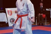 Jiří Bašus z Karate - Do Sokol Nymburk