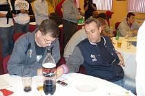 Losování Eurocupu sledovali i nymburští trenéři.