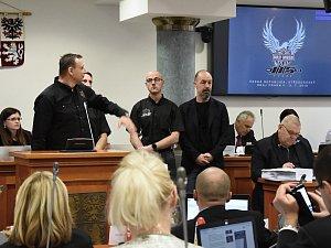 Zástupci pořadatelů chystaných oslav Harley-Davidson na zastupitelstvu