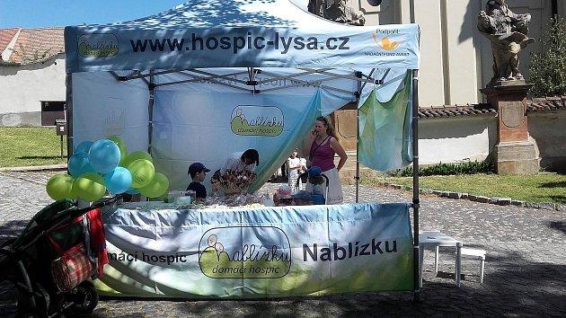 Hospic zLysé nad Labem otevře půjčovnu kompenzačních pomůcek.